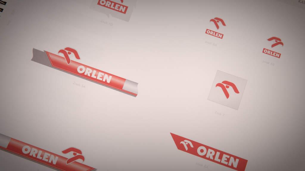 Wizualny wizerunek ORLEN