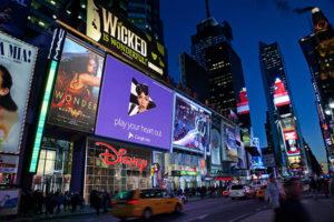 System wizualny NYC